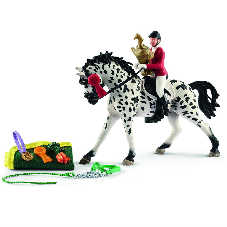 Набор - Праздничный турнир с жеребцом КнабструпперЛошади (Horse)<br>Набор - Праздничный турнир с жеребцом Кнабструппер<br>