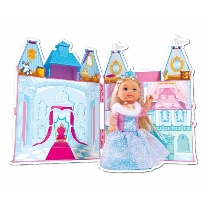 Кукла Еви и замок принцессыКуклы Еви<br>Кукла Еви и замок принцессы<br>