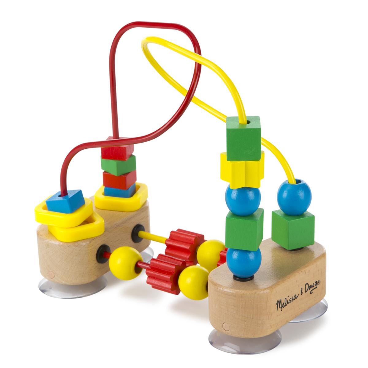 Лабиринт с фигурами из серии Классические игрушкиЛабиринты<br>Лабиринт с фигурами из серии Классические игрушки<br>