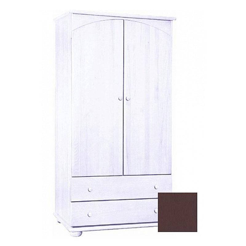 Купить Шкаф детский для одежды Лель АБ 35, венге