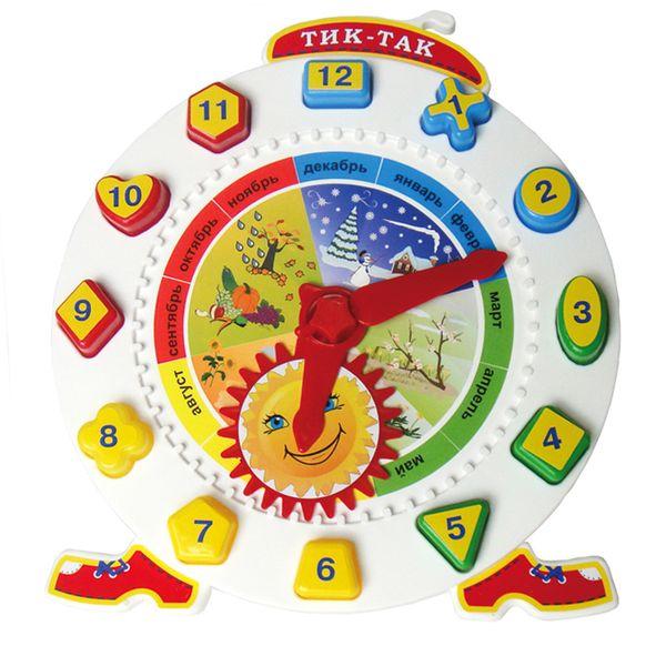 Игра познавательная Тик-ТакСортеры, пирамидки<br>Игра познавательная Тик-Так<br>
