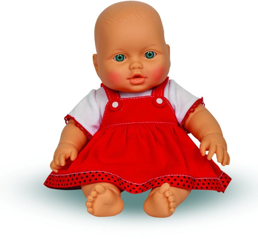 Кукла Малышка 7, высота 30 смРусские куклы фабрики Весна<br>Кукла Малышка 7, высота 30 см<br>