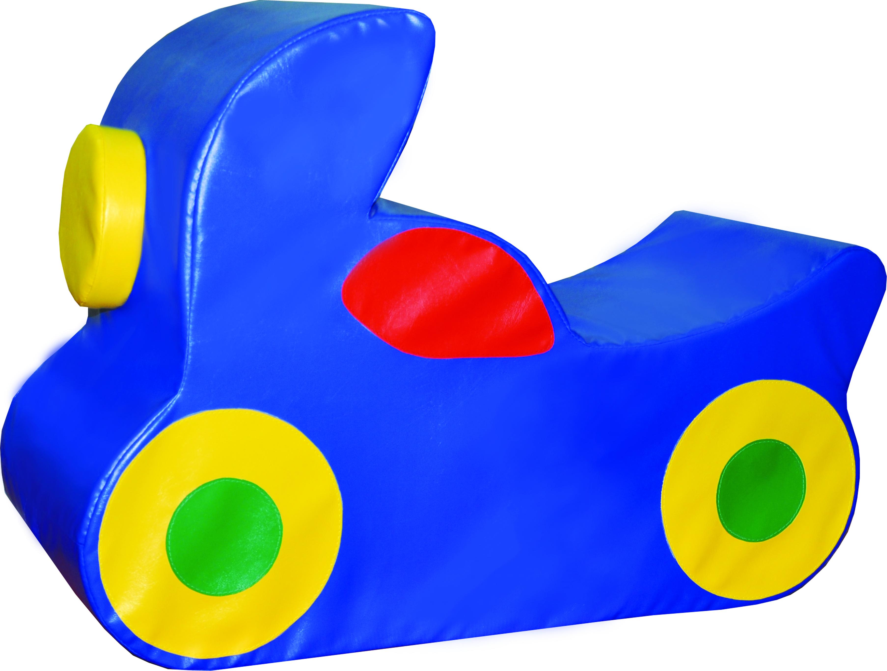 Мягкая контурная игрушка - Мотоцикл
