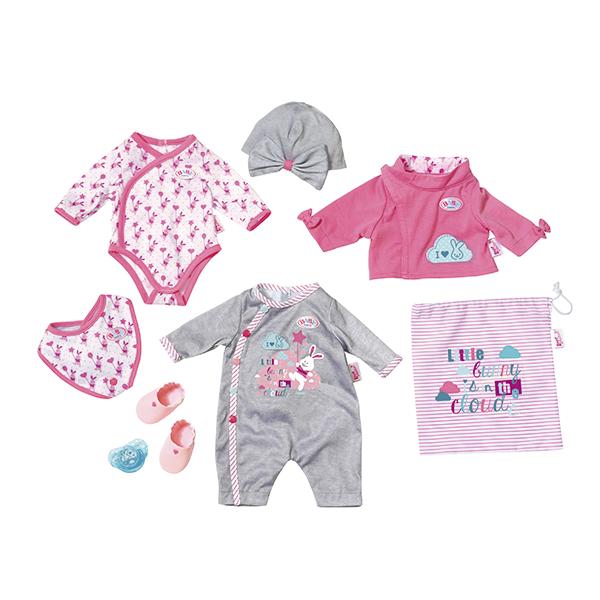 Набор одежды и обуви делюкс для куклы из серии Baby bornОдежда Baby Born <br>Набор одежды и обуви делюкс для куклы из серии Baby born<br>