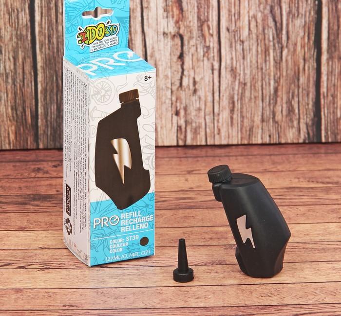 Картридж для 3Dручки Вертикаль Pro, черный3D ручки<br>Картридж для 3Dручки Вертикаль Pro, черный<br>
