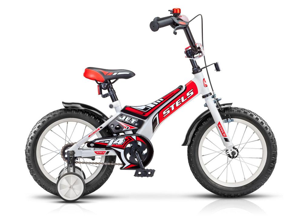 Двухколесный велосипед Jet, диаметр колес 12 дюймовВелосипеды детские<br>Двухколесный велосипед Jet, диаметр колес 12 дюймов<br>