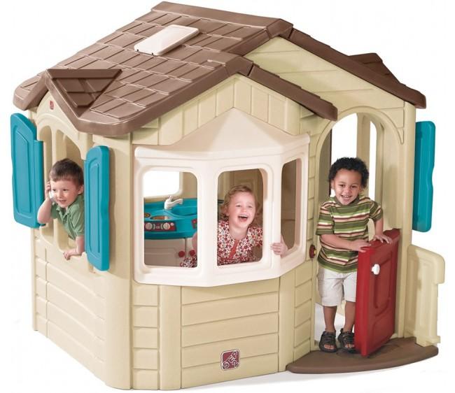 Мой ДомПластиковые домики для дачи<br>Мой Дом<br>