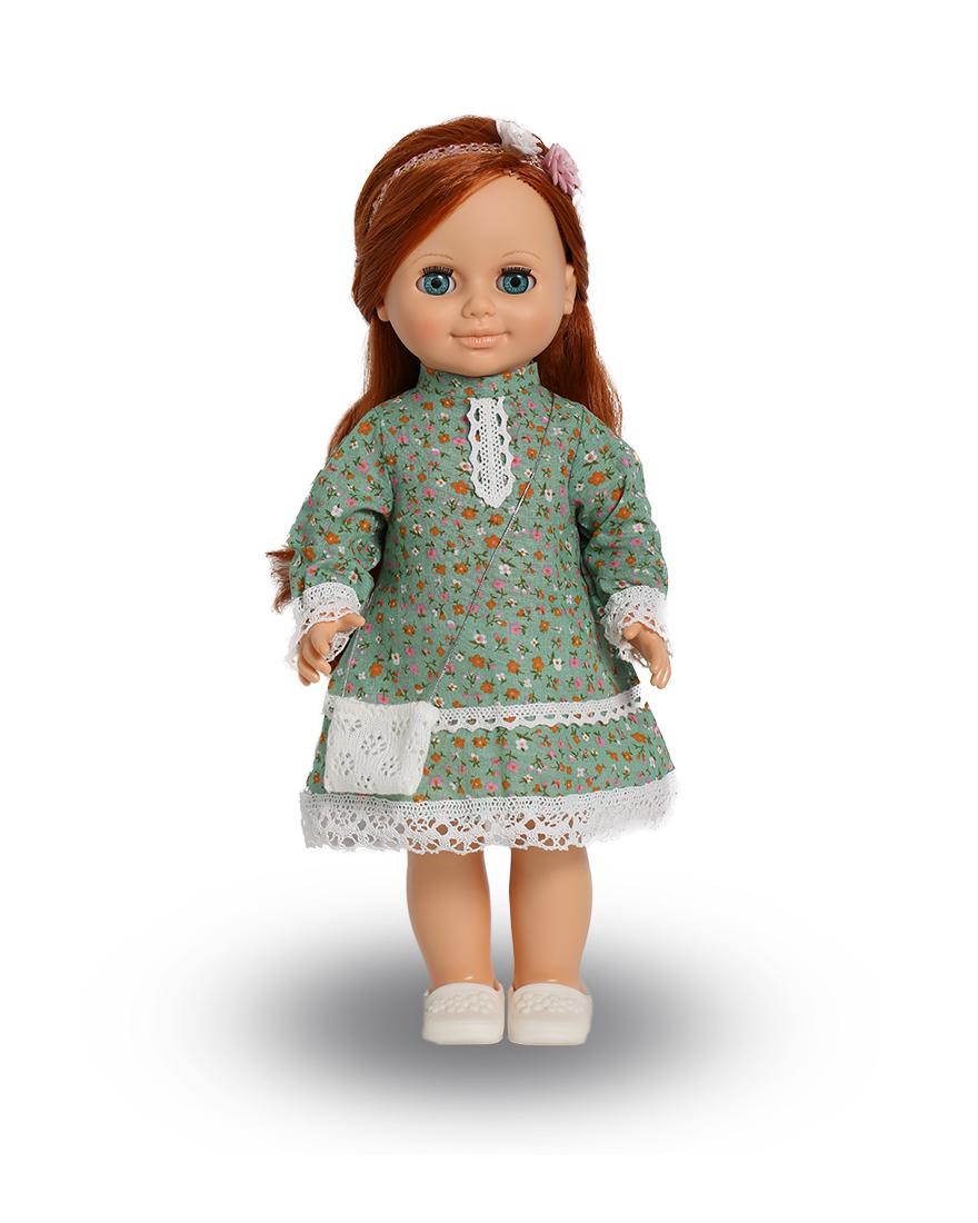 Кукла Анна 27, озвученная, 42 см.Русские куклы фабрики Весна<br>Кукла Анна 27, озвученная, 42 см.<br>