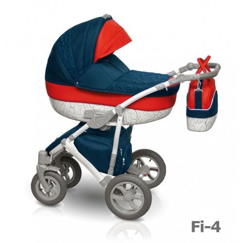 Детская коляска Camarelo Figaro 2 в 1, цвет - Fi_4Детские коляски 2 в 1<br>Детская коляска Camarelo Figaro 2 в 1, цвет - Fi_4<br>