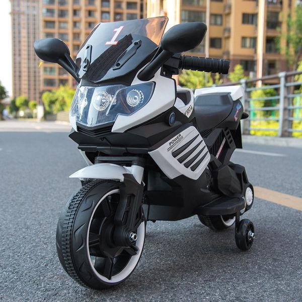 Купить Электромотоцикл ToyLand Minimoto LQ 158 белого цвета