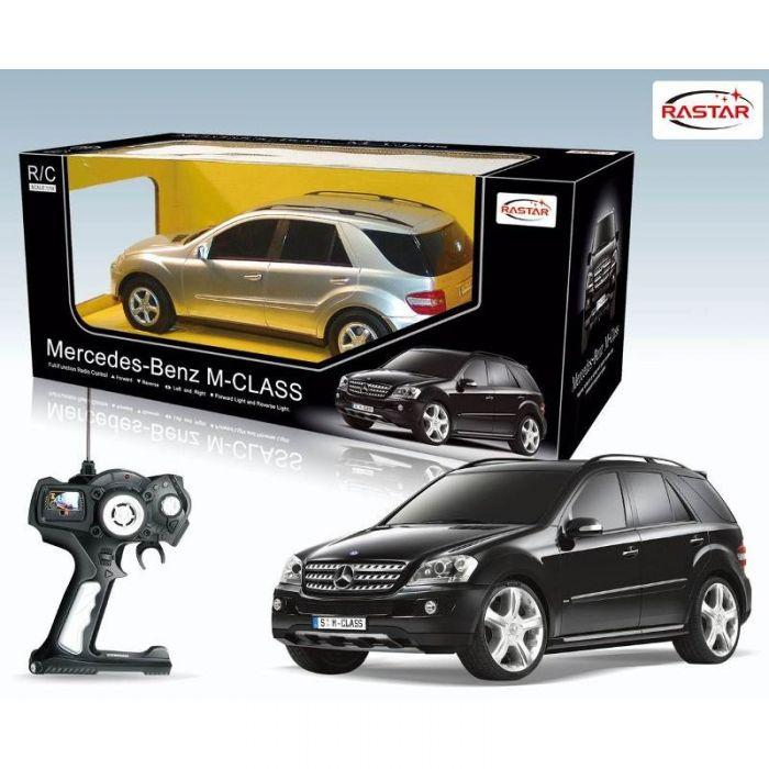 Машина на радиоуправлении - Mercedes-Benz ML-ClassМашины на р/у<br>Машина на радиоуправлении - Mercedes-Benz ML-Class<br>