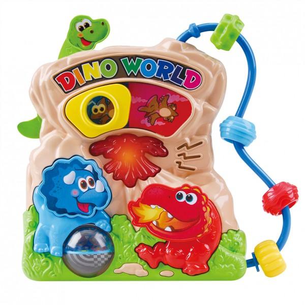 Развивающая игрушка - Мир динозавровРазвивающие игрушки PlayGo<br>Развивающая игрушка - Мир динозавров<br>