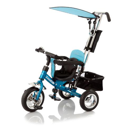 Трехколесный велосипед Jetem Lexus Trike Next Generation – синийВелосипеды детские<br>Трехколесный велосипед Jetem Lexus Trike Next Generation – синий<br>