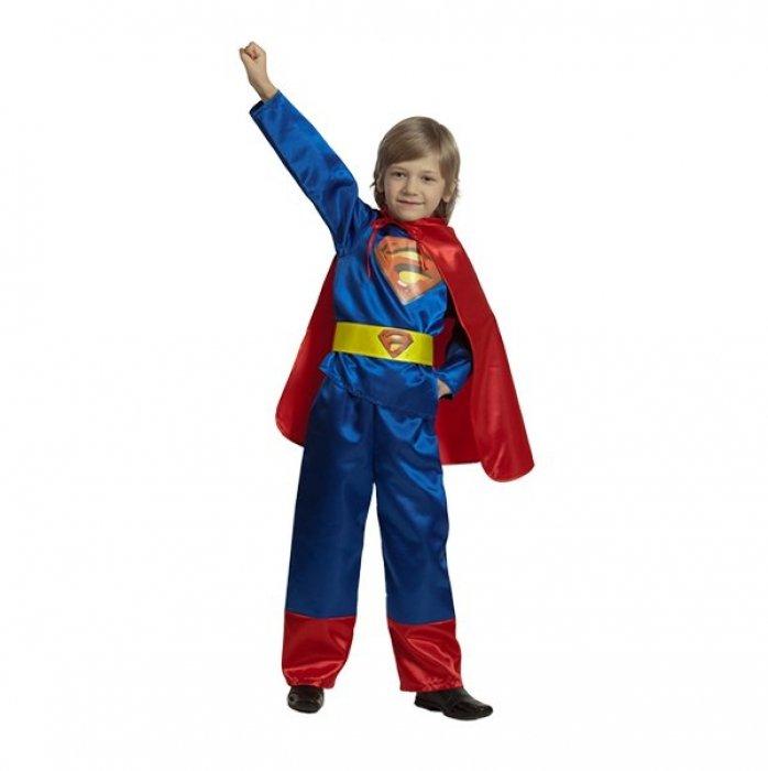 Карнавальный костюм – Супермен, размер 26Карнавальные костюмы<br>Карнавальный костюм – Супермен, размер 26<br>