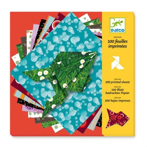 Купить Набор для творчества - Оригами, Djeco