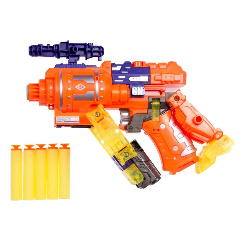 Купить Трансботы - Звездный арсенал: Атомик, 1TOY