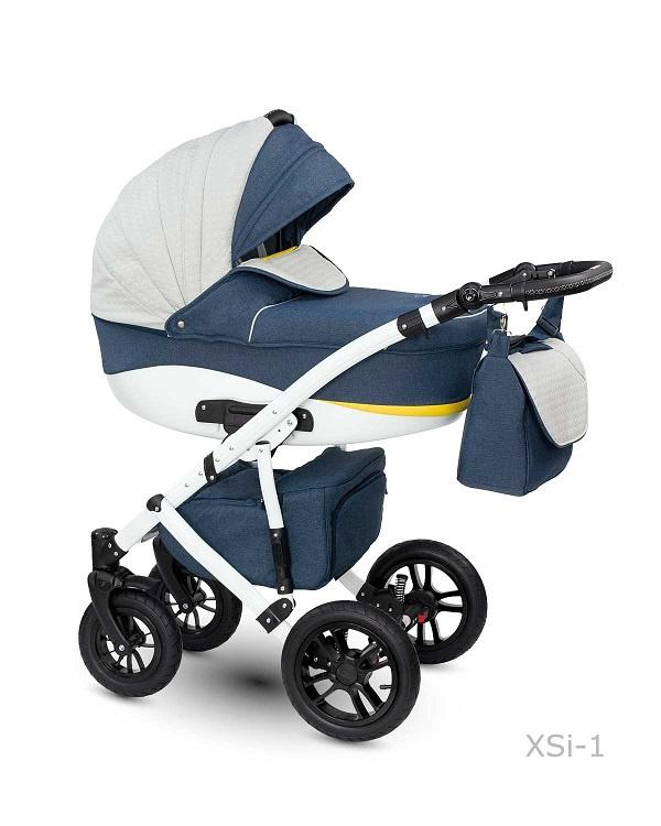 Детская коляска Camarelo Sirion 2 в 1 - xsi-01- Si-01Детские коляски 2 в 1<br>Детская коляска Camarelo Sirion 2 в 1 - xsi-01- Si-01<br>
