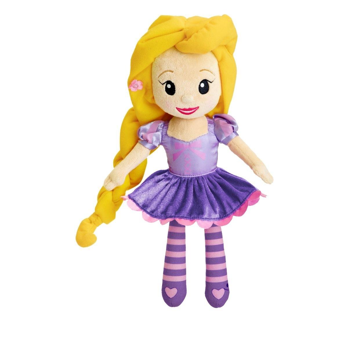 Мягкая кукла Disney Princess - Волшебные мелодии - РапунцельРапунцель<br>Мягкая кукла Disney Princess - Волшебные мелодии - Рапунцель<br>