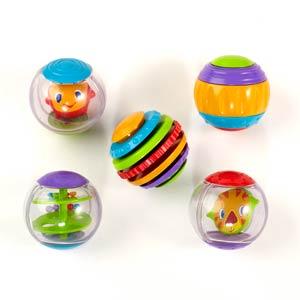 Купить Развивающая игрушка «Забавные шарики», Bright Starts