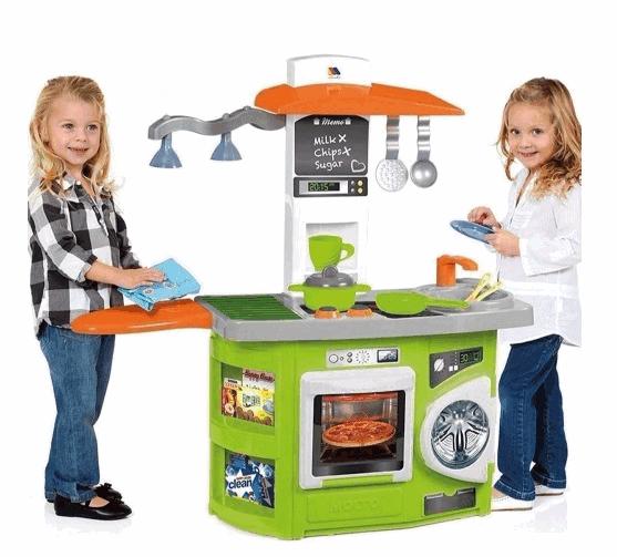 Купить Детская игровая кухня, 1 модуль, свет, MOLTO