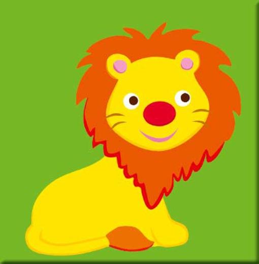 Книжка-пищалка «Лев»Книжки-малышки<br>Книжка-пищалка «Лев»<br>