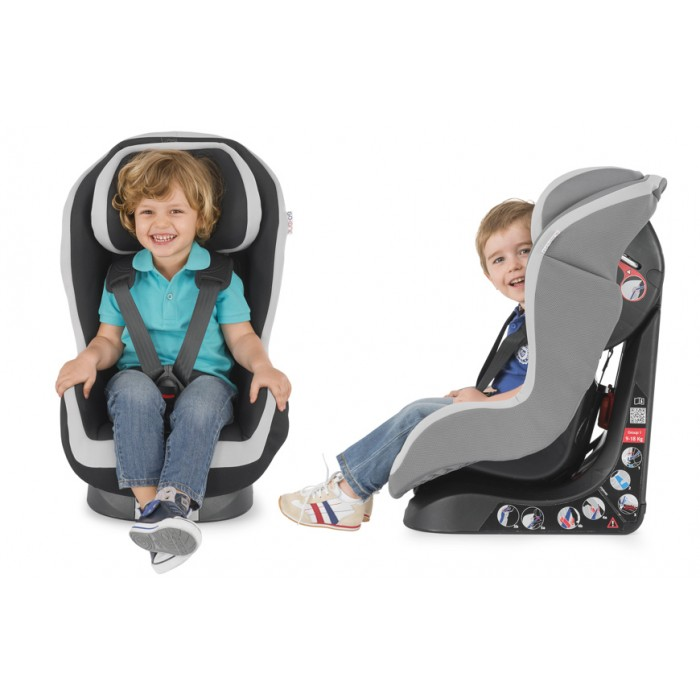 Автокресло Go-One Isofix Red, группа 1 - 12м+