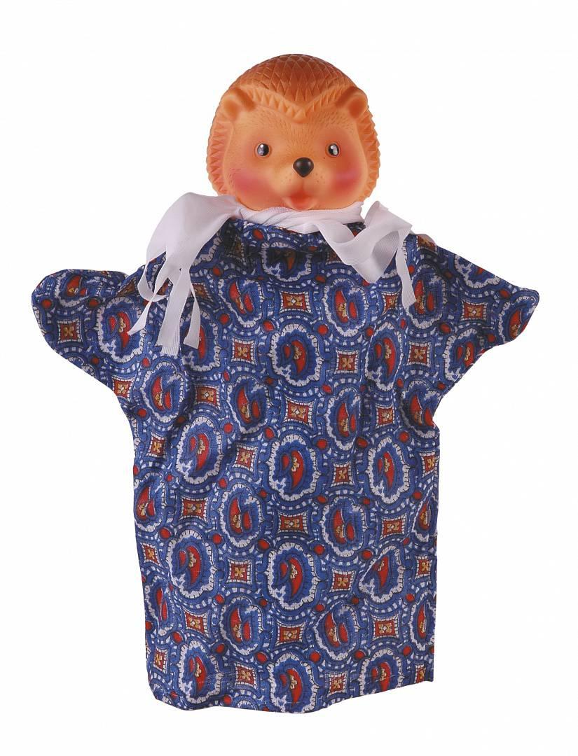 Кукла-перчатка – Ежик, 28 смДетский кукольный театр <br>Кукла-перчатка – Ежик, 28 см<br>