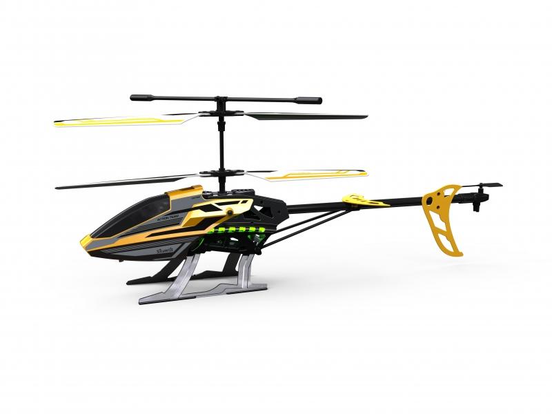 Вертолет на радиоуправлении, 3-х канальный, для улицыРадиоуправляемые вертолеты<br>Вертолет на радиоуправлении, 3-х канальный, для улицы<br>
