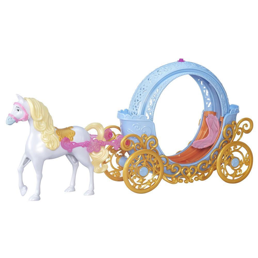 Игровой набор из серии Disney Princess - Трансформирующаяся карета ЗолушкиЗолушка<br>Игровой набор из серии Disney Princess - Трансформирующаяся карета Золушки<br>