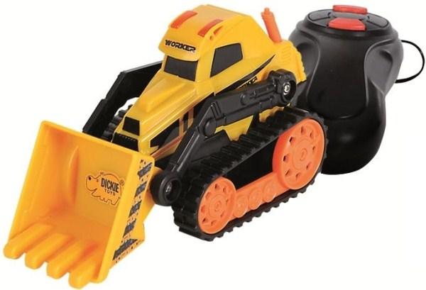 Строительная техника, 13 см, на дистанционном управленииИгрушечные тракторы<br>Строительная техника, 13 см, на дистанционном управлении<br>