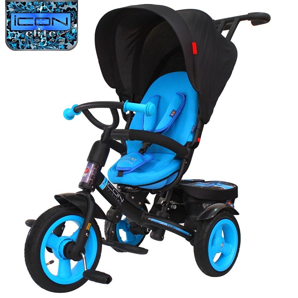 Велосипед RT ICON elite New Stroller by Natali Prigaro Blue topaz