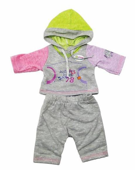 Одежда для куклы размером 38-43 см. - спортивный костюмОдежда для кукол<br>Одежда для куклы размером 38-43 см. - спортивный костюм<br>