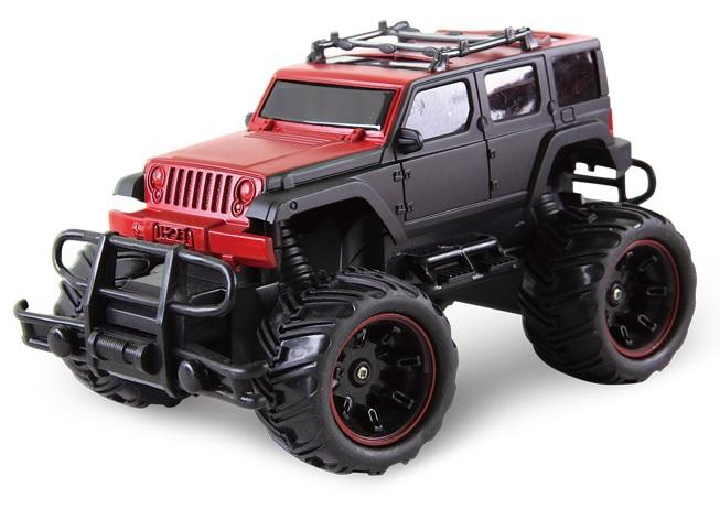 Машина на радиоуправлении - Внедорожник, 1:20, красный/черныйМашины на р/у<br>Машина на радиоуправлении - Внедорожник, 1:20, красный/черный<br>