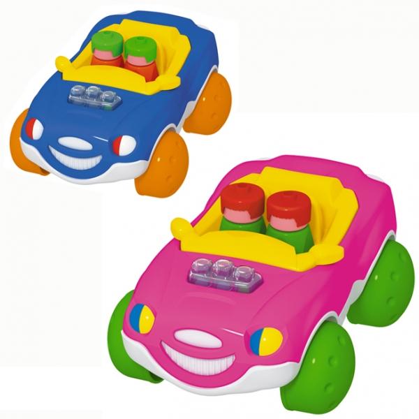 Кабриолет «Звездочка»Машинки для малышей<br>Кабриолет «Звездочка»<br>