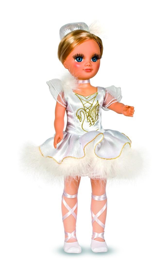 Кукла Анастаси из серии Балет, со звуковым устройством, 42 см.Русские куклы фабрики Весна<br>Кукла Анастаси из серии Балет, со звуковым устройством, 42 см.<br>