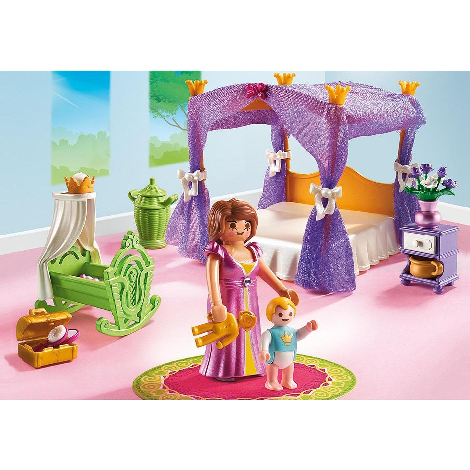 Игровой набор - Замок Принцессы: Покои Принцессы с колыбельюПринцессы и Феи<br>Игровой набор - Замок Принцессы: Покои Принцессы с колыбелью<br>