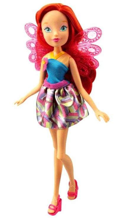 Игровой набор. Кукла Bloom. Волшебный питомецКуклы Винкс (Winx)<br>Игровой набор. Кукла Bloom. Волшебный питомец<br>