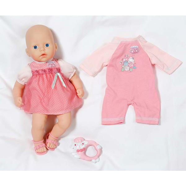 Кукла My First Baby Annabell с дополнительным набором одежды, 36 см.Куклы-пупсы Baby Annabell<br>Кукла My First Baby Annabell с дополнительным набором одежды, 36 см.<br>