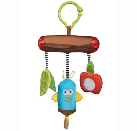 Развивающая игрушка подвесная - ЛесРазвивающие игрушки Tiny Love<br>Развивающая игрушка подвесная - Лес<br>