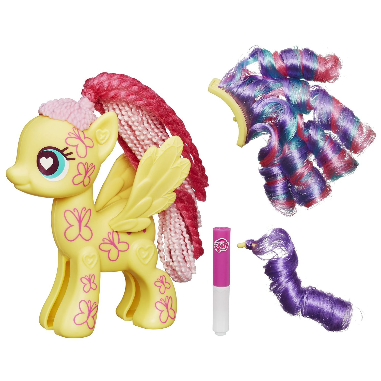 Поп-конструктор из серии My Little Pony – Флаттершай - Моя маленькая пони (My Little Pony), артикул: 144092