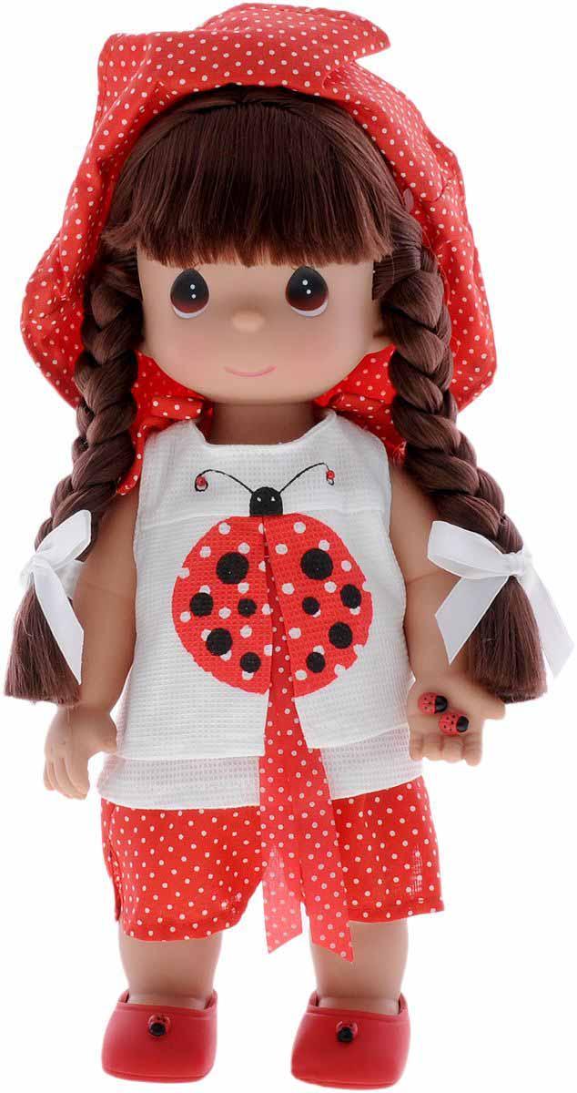 Кукла Precious Moments - Горошинка, брюнетка, 30 смПупсы<br>Кукла Precious Moments - Горошинка, брюнетка, 30 см<br>