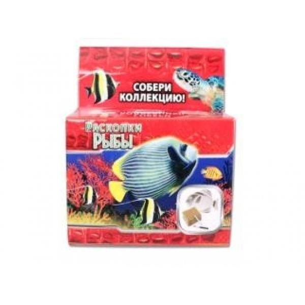 Настольная игра – Раскопки: РыбыРазвивающие<br>Настольная игра – Раскопки: Рыбы<br>