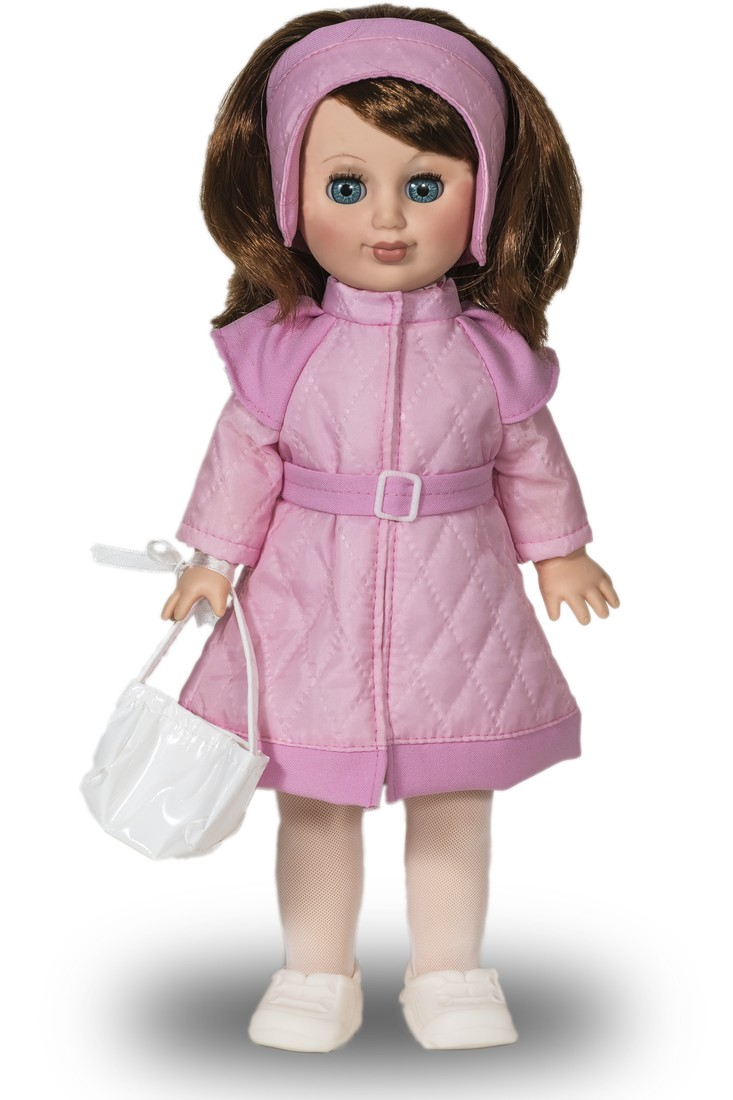 Кукла Иринка 9Русские куклы фабрики Весна<br>Кукла Иринка 9<br>