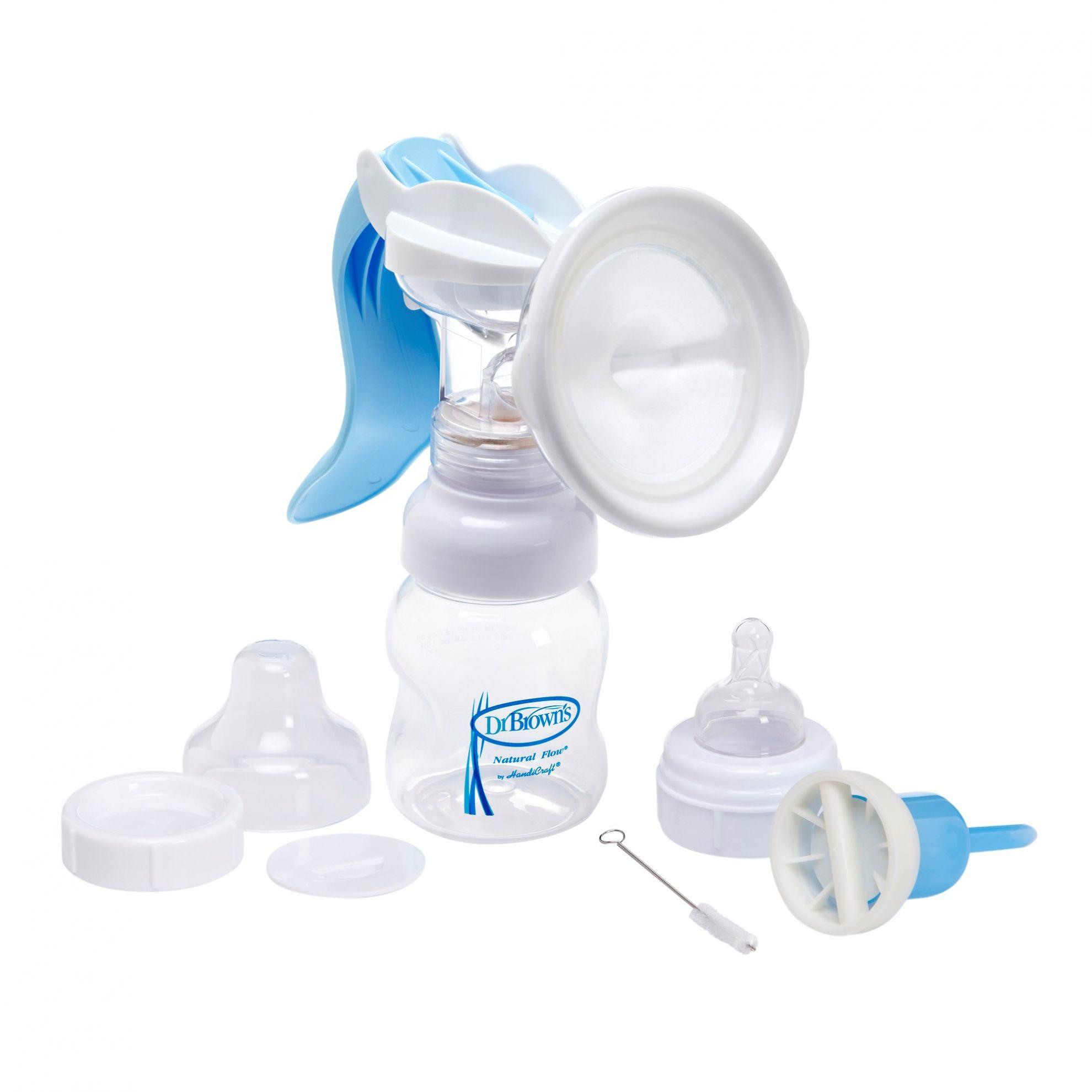 Молокоотсос ручной с принадлежностями - Товары для мамы, артикул: 162742