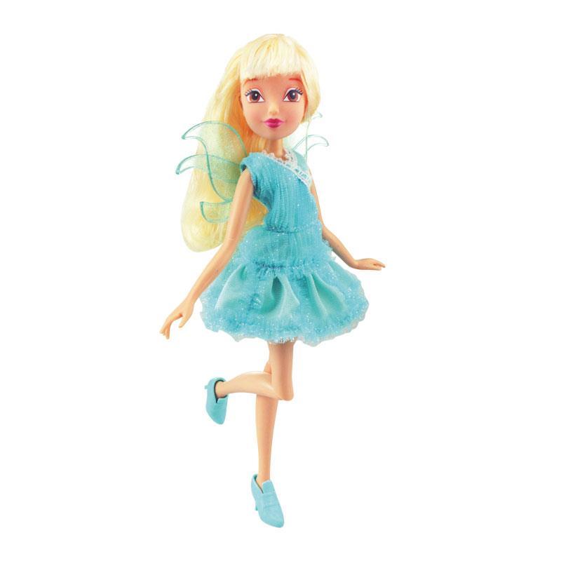 Кукла Winx Club - Магическая лаборатория, Stella