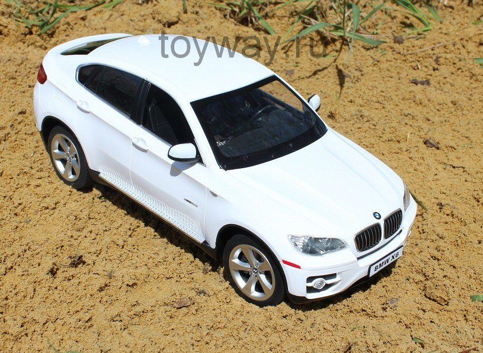 BMW X6 на радиоуправлении 31400Машины на р/у<br>Игрушка для мальчиков на радиоуправлении, машинка BMW X6.<br>