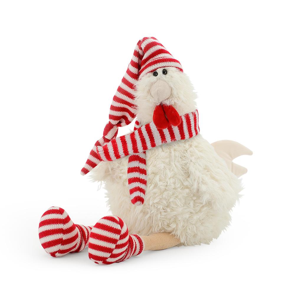 Мягкая игрушка - Петушок Марис, 35 смЖивотные<br>Мягкая игрушка - Петушок Марис, 35 см<br>