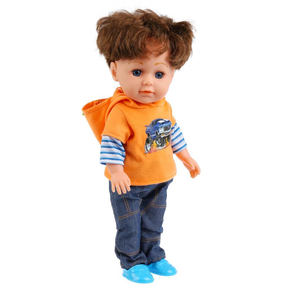 Интерактивная кукла Никита с аксессуарами, пьет и писает, плачет настоящими слезами, 36 см фото