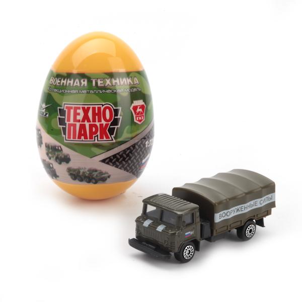 Военные модели в яйце Технопарк, 1:72Военная техника<br>Военные модели в яйце Технопарк, 1:72<br>