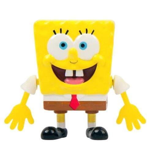 Игрушка для ванной - Спанч Боб, 4 режима плаванияИнтерактивные игрушки для ванны<br>Игрушка для ванной - Спанч Боб, 4 режима плавания<br>